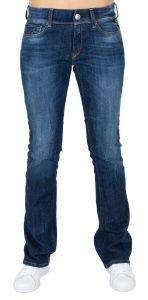 JEANS REPLAY LUZ BOOTCUT WEX689.000.63C 923 ΜΠΛΕ