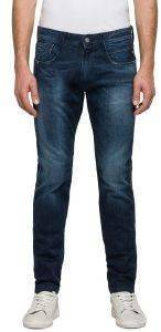 JEANS REPLAY M914Y.000.31D 130 SLIM ΣΚΟΥΡΟ ΜΠΛΕ