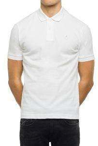 T-SHIRT POLO REPLAY M3537A.000.22450V ΛΕΥΚΟ