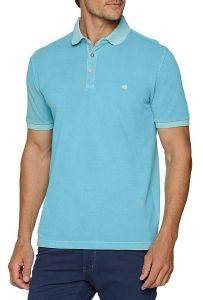 T-SHIRT POLO CAMEL ACTIVE PIQUE CD-338036-52 ΤΥΡΚΟΥΑΖ