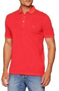T-SHIRT POLO CAMEL ACTIVE PIQUE CD-338036-42 ΚΟΚΚΙΝΟ