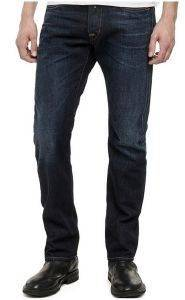 JEANS REPLAY WAITOM REGULAR/SLIM M983 .000.606 602 ΣΚΟΥΡΟ ΜΠΛΕ