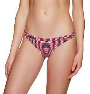 BIKINI BRIEF SUPERDRY KASEY FIXED TRI MINI G30106BT ΚΟΚΚΙΝΟ