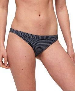 BIKINI BRIEF SUPERDRY KASEY FIXED TRI MINI G30106BT ΣΚΟΥΡΟ ΜΠΛΕ