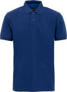 T-SHIRT POLO THE BOSTONIANS 3PS0001 ΣΚΟΥΡΟ ΜΠΛΕ (M)