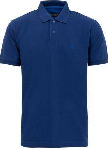 T-SHIRT POLO THE BOSTONIANS 3PS0001 ΣΚΟΥΡΟ ΜΠΛΕ (L)