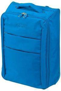 ΒΑΛΙΤΣΑ ΚΑΜΠΙΝΑΣ PRINCESS PALERMO TROLLEY FOLDABLE  BLUE