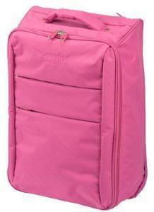 ΒΑΛΙΤΣΑ ΚΑΜΠΙΝΑΣ PRINCESS PALERMO TROLLEY FOLDABLE PINK