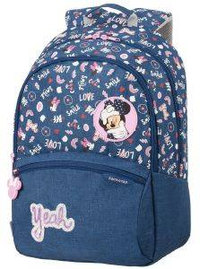 ΣΑΚΙΔΙΟ ΠΛΑΤΗΣ SAMSONITE COLOR FUNTIME DISNEY L MINNIE DOODLES