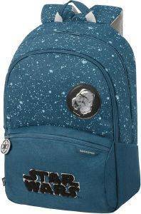 ΣΑΚΙΔΙΟ ΠΛΑΤΗΣ SAMSONITE COLOR FUNTIME DISNEY L STAR WARS INTERGALACTIC
