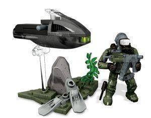 ΦΙΓΟΥΡΑ CALL OF DUTY MEGA BLOKS  SEAL SPECIALIST
