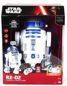 STAR WARS INTERACTIVE R2D2