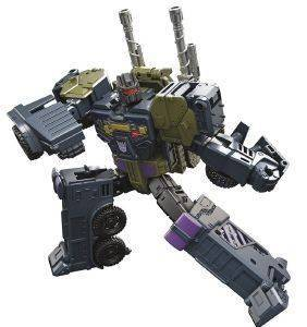 TRANSFORMERS GENERATIONS VOYAGER ONSLAUGHT