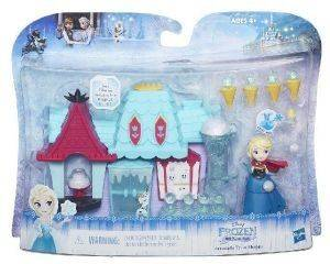 FROZEN SMALL DOLL PLAYSET