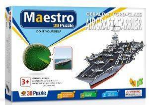 GERALD R. FORD AIRCRAFT CARRIER MAESTRO 99 ΚΟΜΜΑΤΙΑ