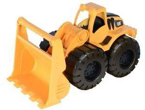 ΜΠΟΥΛΝΤΟΖΑ  CATERPILLAR PRESCHOOL-WHEEL LOADER , RUGGED MACHINES