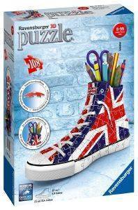 SNEAKER UK FLAG RAVENSBURGER 108 ΚΟΜΜΑΤΙΑ (21 X 12 CM)