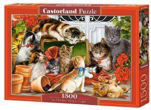 KITTENS PLAY TIME CASTORLAND 1500 ΚΟΜΜΑΤΙΑ