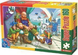 PUZZLE D-TOYS 160 ΚΟΜΜΑΤΙΑ [60495PV03]