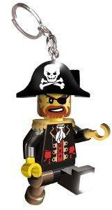 LEGO CAPTAIN BRICKBEARD KEY LIGHT