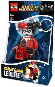 LEGO SUPER HERO HARLEY QUINN KEY LIGHT
