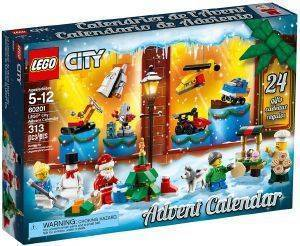 LEGO 60201 LEGO CITY ADVENT CALENDAR