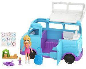 POLLY POCKET MINI ΤΡΟΧΟΣΠΙΤΟ [FTP74]