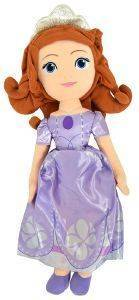 ΛΟΥΤΡΙΝΟ DISNEY PRINCESS SOFIA PELOUCHE LARGE 65CM