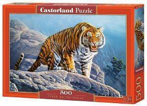 TIGER ON THE ROCKS CASTORLAND 500 ΚΟΜΜΑΤΙΑ