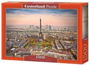 CITYSCAPE OF PARIS CASTORLAND 1500 ΚΟΜΜΑΤΙΑ