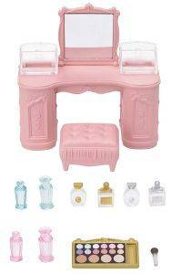 SYLVANIAN FAMILIES TOWN SERIES - COSMETIC BEAUTY SET  [6014]