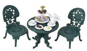 SYLVANIAN FAMILIES TOWN SERIES - TEA AND TREATS SET  [6012]