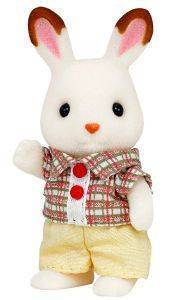 SYLVANIAN FAMILIES CHOCOLATE RABBIT - BOY [5249]