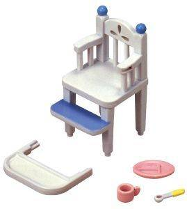 SYLVANIAN FAMILIES BABY HIGH CHAIR [5221]