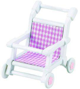 SYLVANIAN FAMILIES NURSERY PUSHCHAIR  [5156]