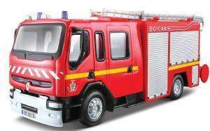 EMERGENCY FORCE RENAULT PREMIUM BBURAGO ΜΕΤΑΛΛΙΚΟ ΑΝΤΙΓΡΑΦΟ 1:50 [18/32002]