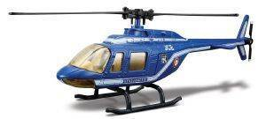 ΕΛΙΚΟΠΤΕΡΟ BBURAGO EMERGENCY FORCE HELICOPTER 1:50 BLUE [18/32040]