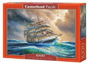 SAILING AGAINST ALL ODDS CASTORLAND 1000 ΚΟΜΜΑΤΙΑ