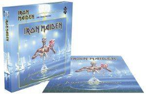 IRON MAIDEN-SEVENTH SON OF A SEVENTH SON AQUARIUS 500 ΚΟΜΜΑΤΙΑ