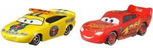 HOT WHEELS CARS CHARLIE CHECKER AND LIGHTNING MCQUEEN ΣΕΤ ΤΩΝ 2 [DXV99]