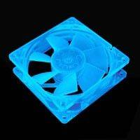 AKASA AK-176BL-S 80MM BLUE UV CASE FAN