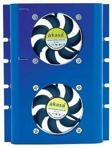 AKASA AK-HD-BL HARD DISK COOLER BLUE