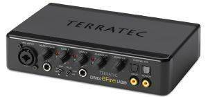 TERRATEC DMX 6FIRE USB EXTERNAL AUDIO SYSTEM