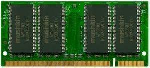 MUSHKIN 991307 1GB SO-DIMM DDR PC-3200 400MHZ ESSENTIALS SERIES