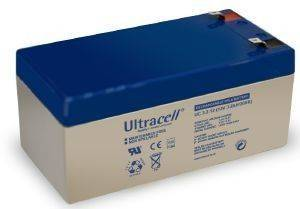 ULTRACELL UL3.2-12 12V/3.2AH REPLACEMENT BATTERY