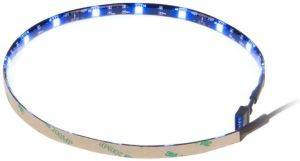 AKASA AK-LD02-05BL VEGAS 15X LED STRIP LIGHT 60CM BLUE