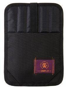 CRUMPLER SOFTCASE WEBSTER SLEEVE FOR LAPTOP 13'' BLACK