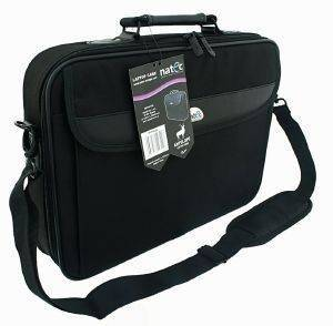 NATEC NTO-0205 ANTELOPE 17.3'' LAPTOP BAG BLACK