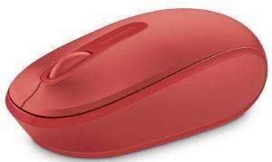 MICROSOFT WIRELESS MOBILE MOUSE 1850 FLAME RED