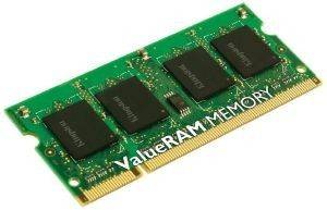 RAM KINGSTON KVR13LS9S6/2 VALUE RAM 2GB SO-DIMM DDR3 1333MHZ
